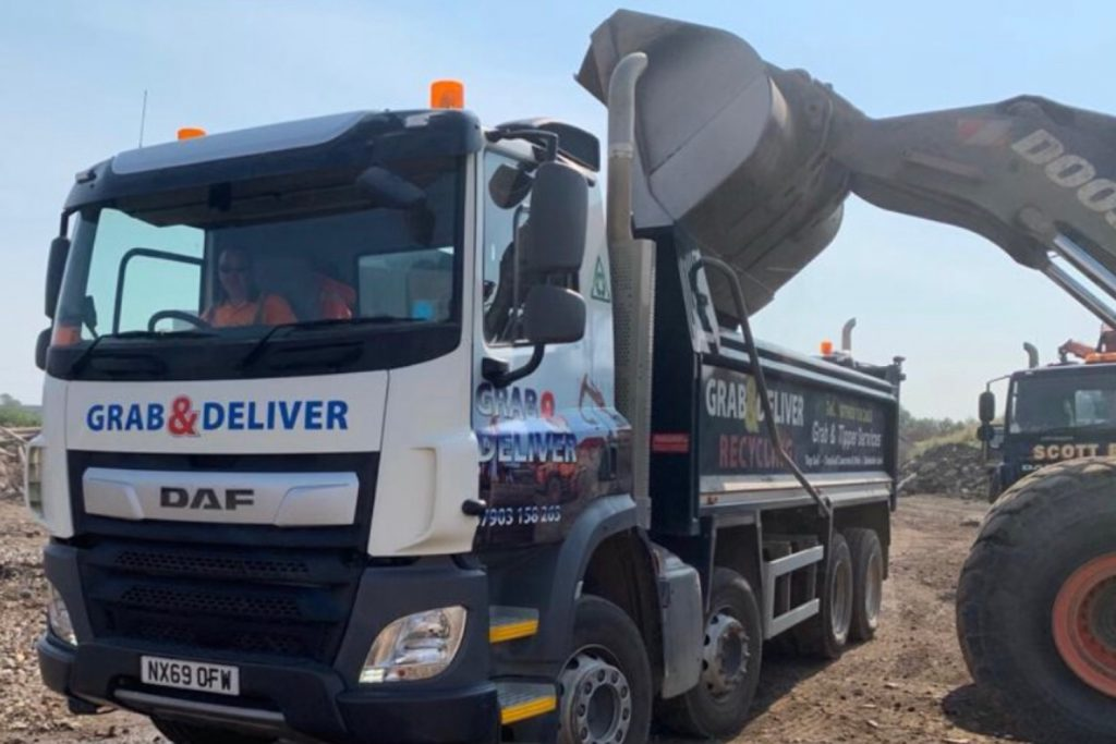 Tipper Truck Services Seaham